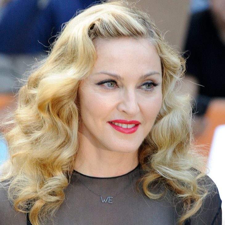 Madonna feiert mit Antonio Banderas