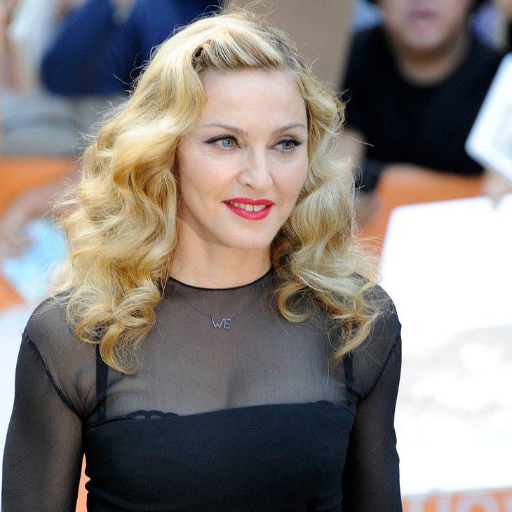 Madonna verstößt gegen eigene Regeln
