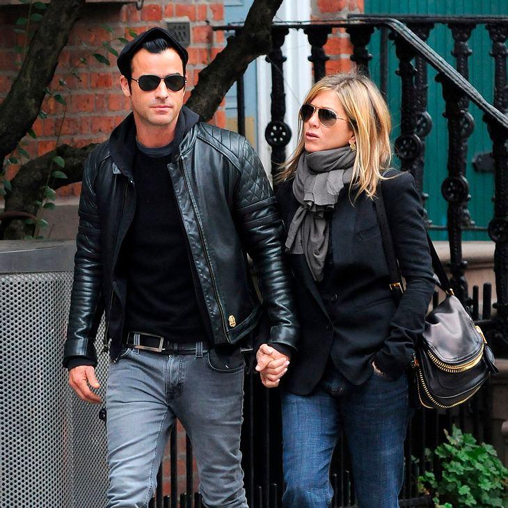 Jennifer Anistons Vater gab Verlobung seinen Segen
