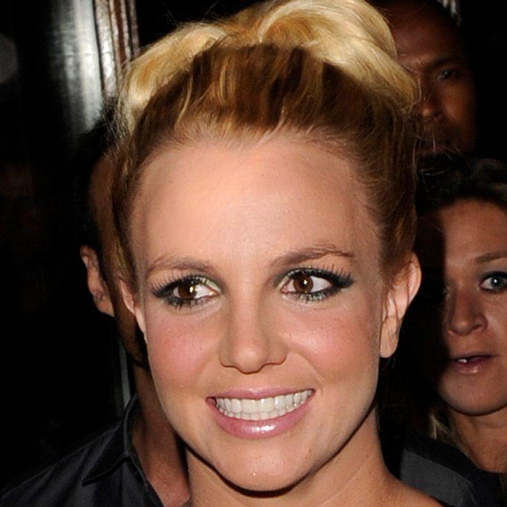 Britney Spears: Musicalbesuch in London