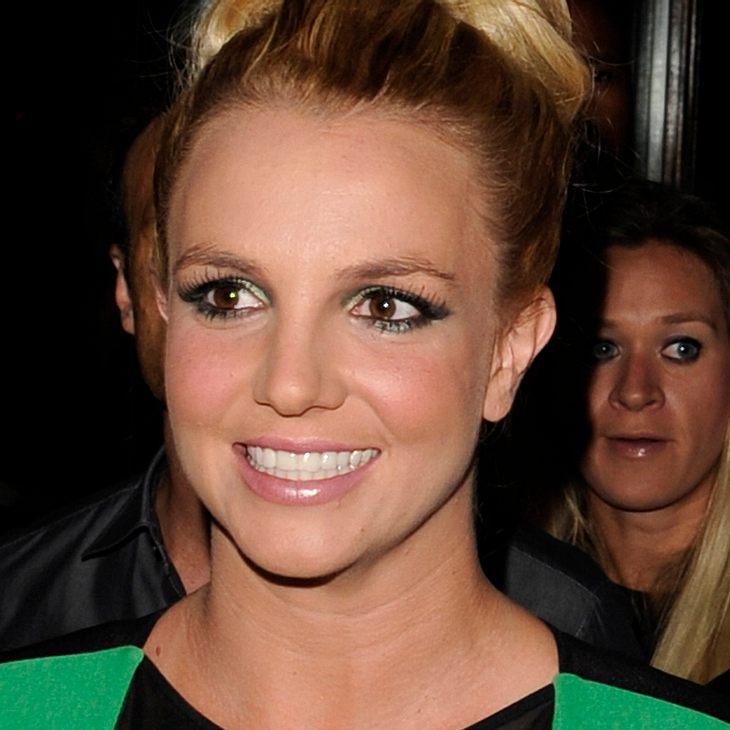 Britney Spears belohnt ihre Fans