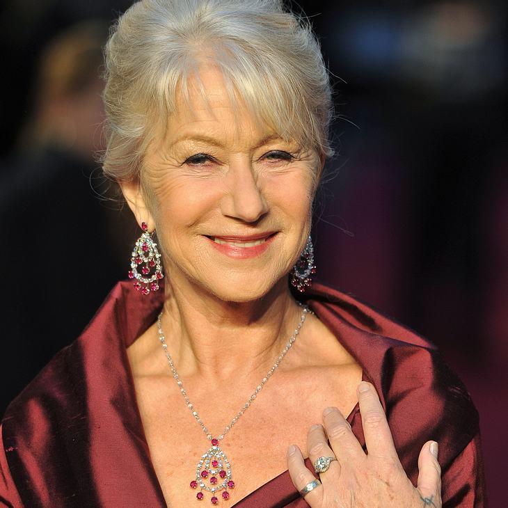 Helen Mirren hält nicht viel von Aristokratie