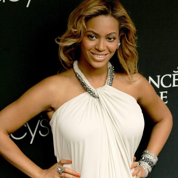Beyoncé Knowles: Vorbild für Barack Obamas Töchter