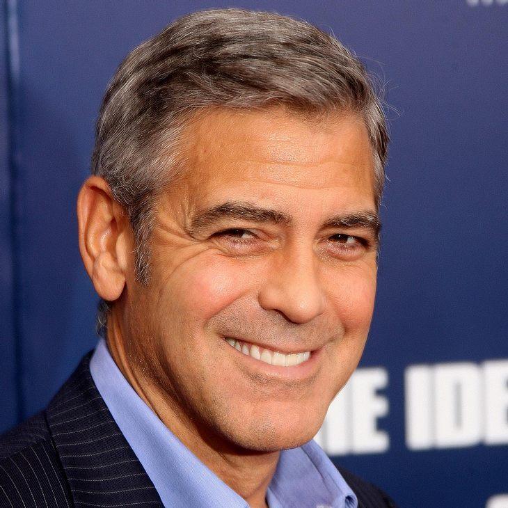 George Clooney: Geburtstagsüberraschung