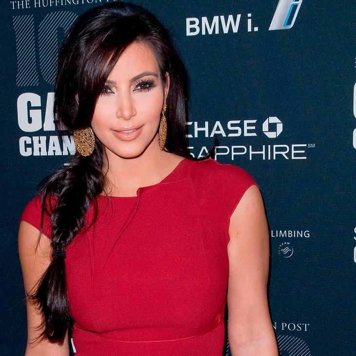 Kim Kardashian verkürzt Australien-Trip