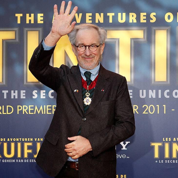 Steven Spielberg gibt Tim und Struppi-Fan Job