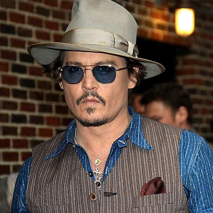 "Johnny Depp räumt mit ""Rango"" ab"