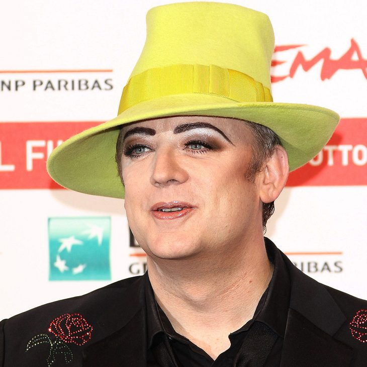 Boy George will gegen russische Anti-Schwulen-Gesetze vorgehen