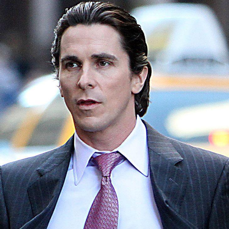 "Christian Bale: ""'Batman' ist vorbei"""