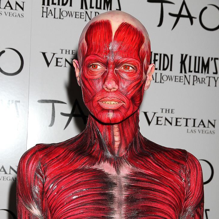 Heidi Klum sagt Halloween-Party ab