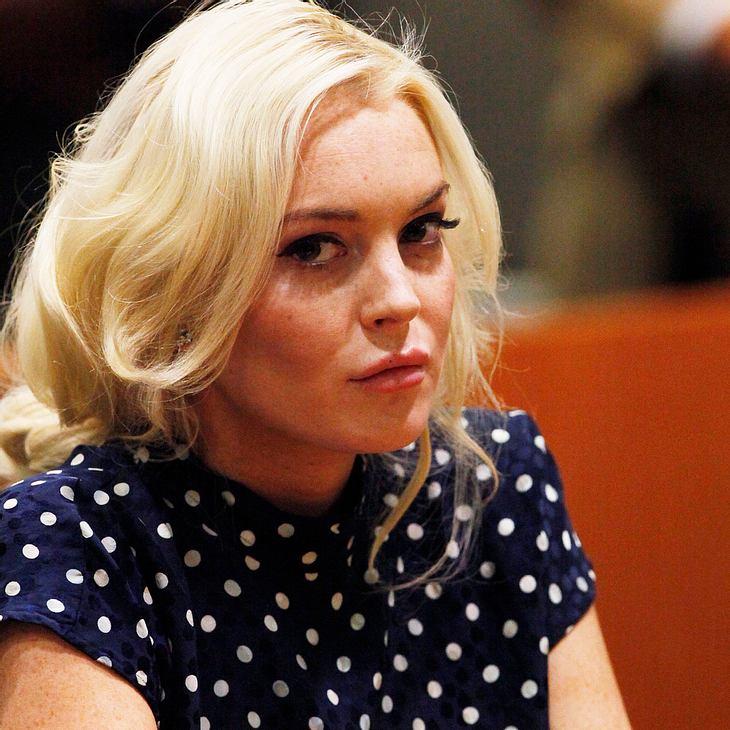 Lindsay Lohan: Aus Gefängnis entlassen