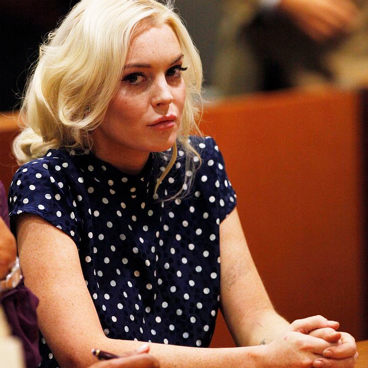 """Lindsay Lohans Sprecher: """"Viel Lärm um nichts!"""""""