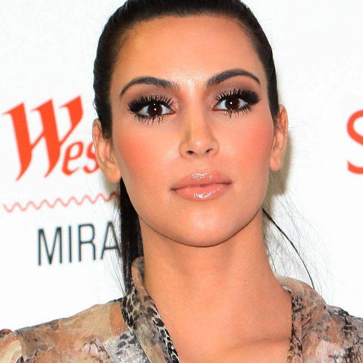 Kim Kardashian: Treffen mit Noch-Ehemann