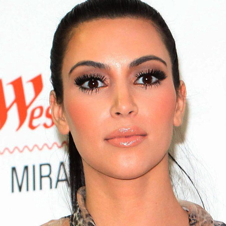 Kim Kardashian: Unter Beobachtung