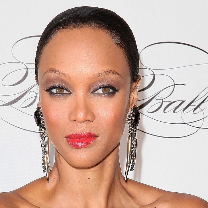 Tyra Banks ist wieder Single