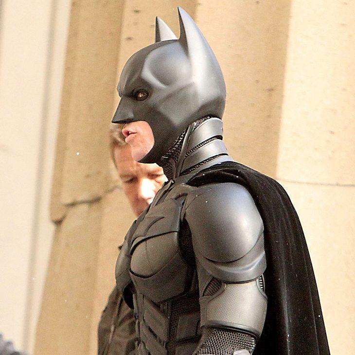 """Christian Bale: Fast im """"Batman""""-Kostüm erstickt"""