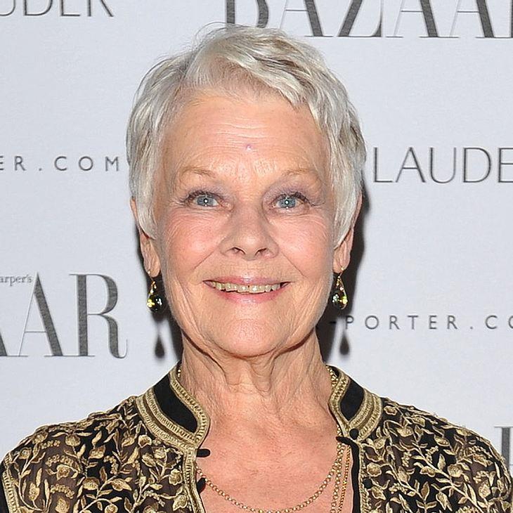 """Judi Dench bei """"Harper's Bazaar""""-Awards geehrt"""