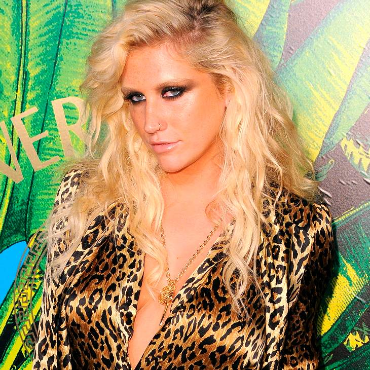 Kesha will den Rock'n'Roll retten