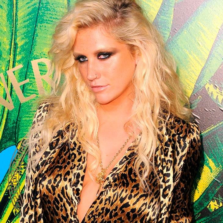 Kesha will den Rock'n'Roll retten