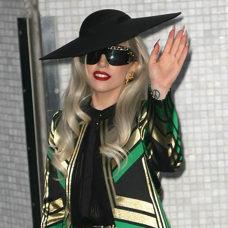 Lady Gaga wehrt sich gegen Madonna