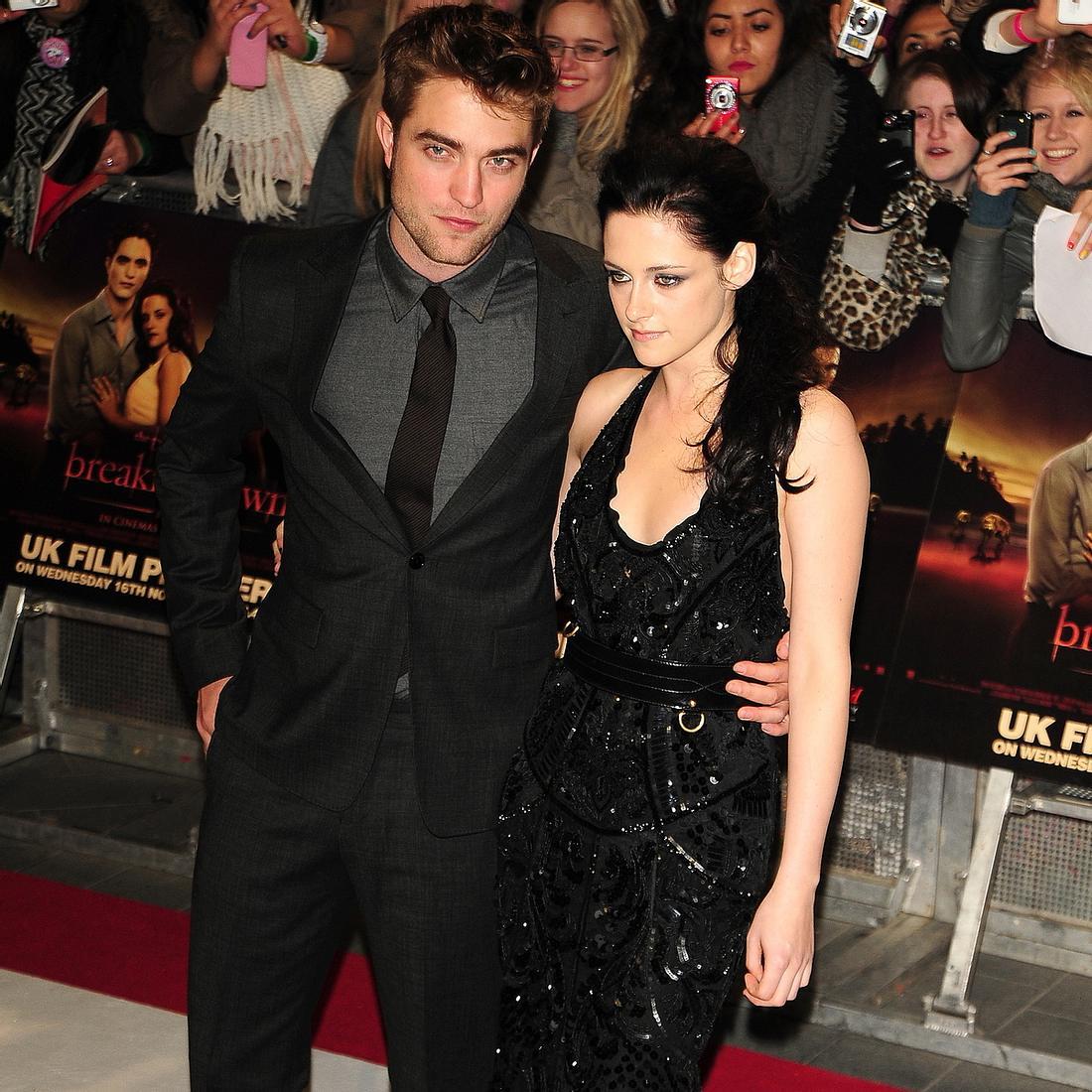 Kristen Stewart und Robert Pattinson: Erster öffentlicher Kuss!