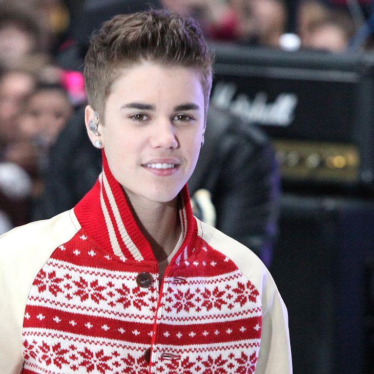 Justin Bieber: Weihnachtliche Spenden