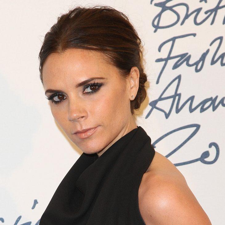 Victoria Beckham: Bei British Fashion Awards ausgezeichnet