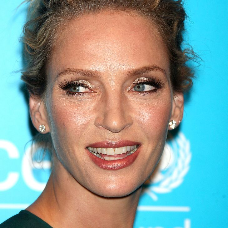 Uma Thurman schwärmt von Robert Pattinson