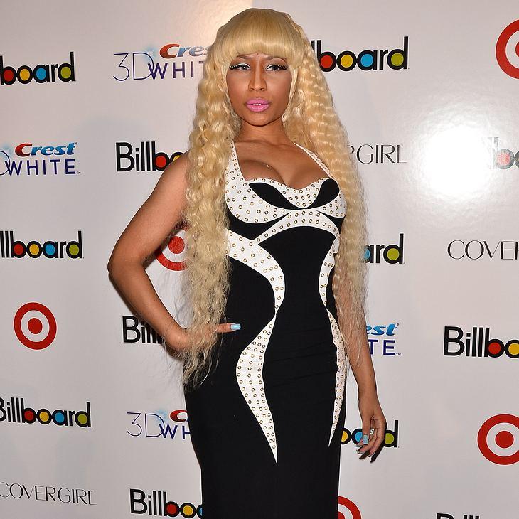"""Nicki Minaj: """"In einem früheren Leben war ich die Queen"""""""