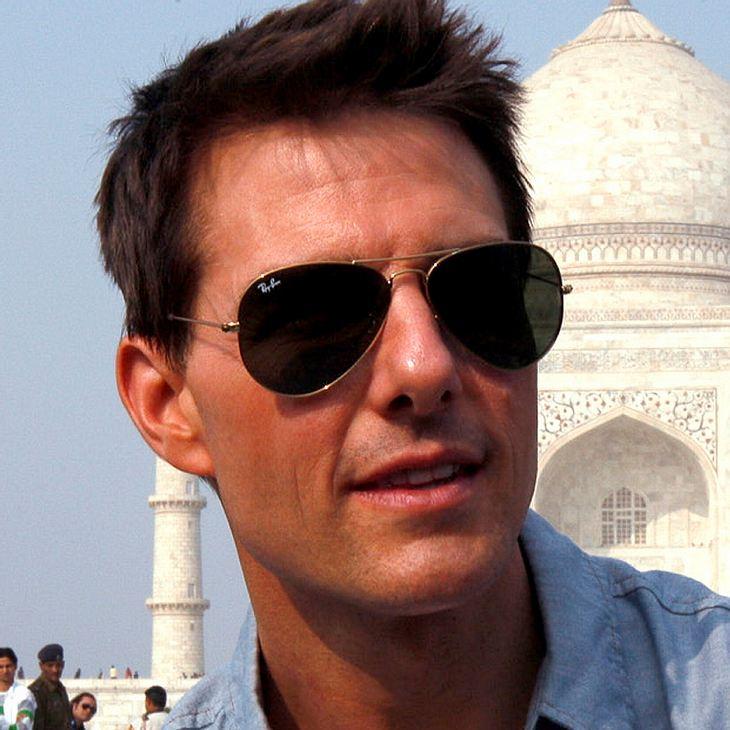 """Tom Cruise bestätigt zweiten Teil von """"Top Gun"""""""