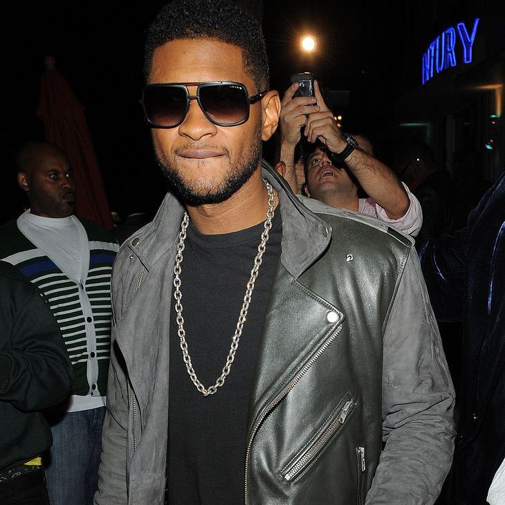 Usher dankt Fans für Unterstützung