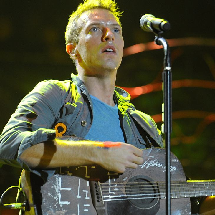 Coldplay: Drinks für Mädels aus dem Video