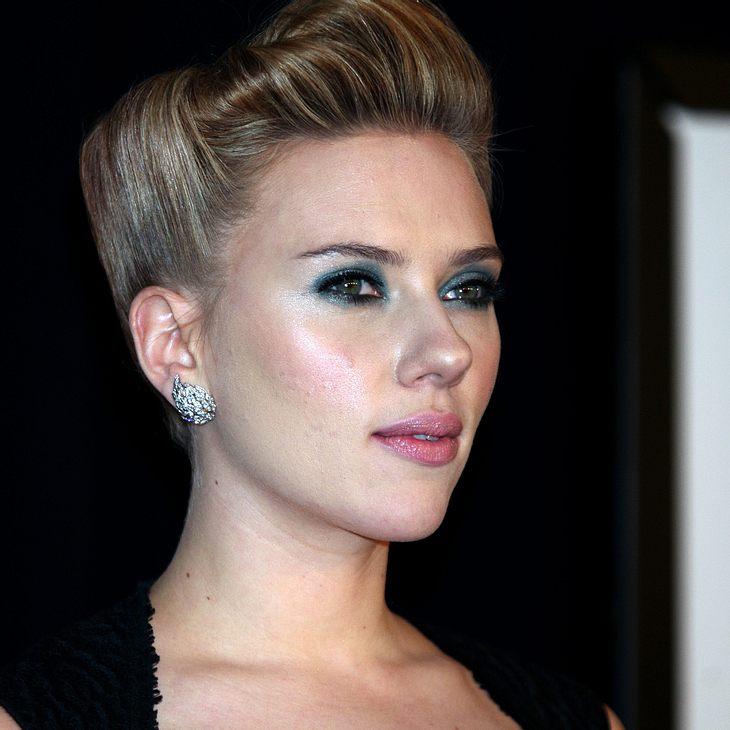Scarlett Johansson ist jetzt Schlangen-Expertin