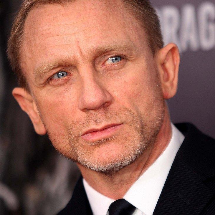 """Daniel Craig: """"Ich hatte am Anfang die Hosen voll"""""""