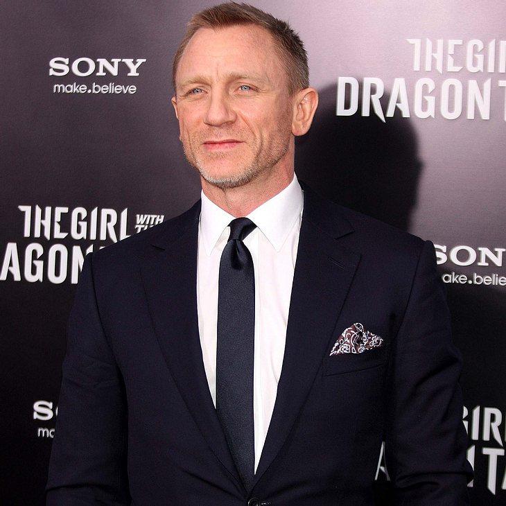 """Daniel Craig bleibt weiter """"Bond"""""""