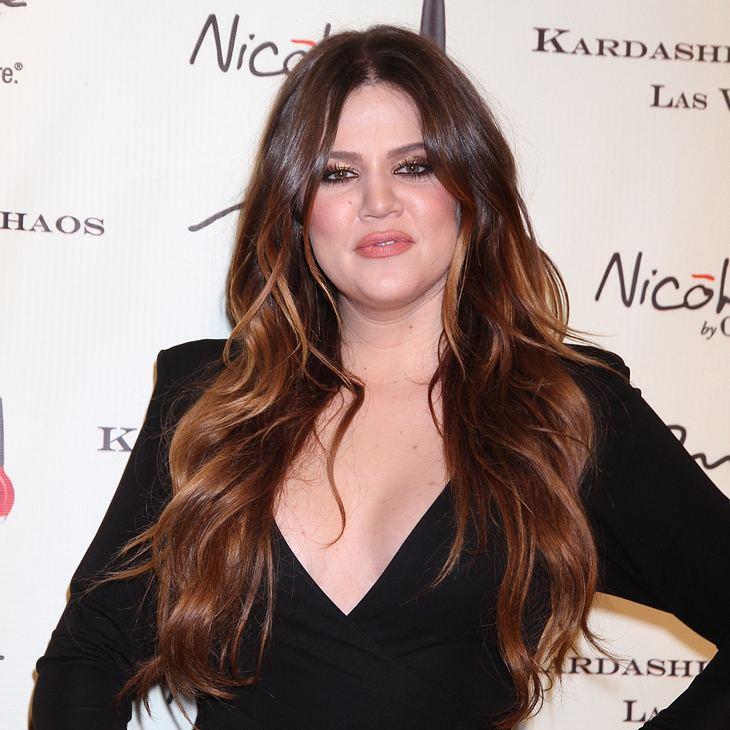 """Khloe Kardashian: """"Kim und Kanye sind süß zusammen!"""""""