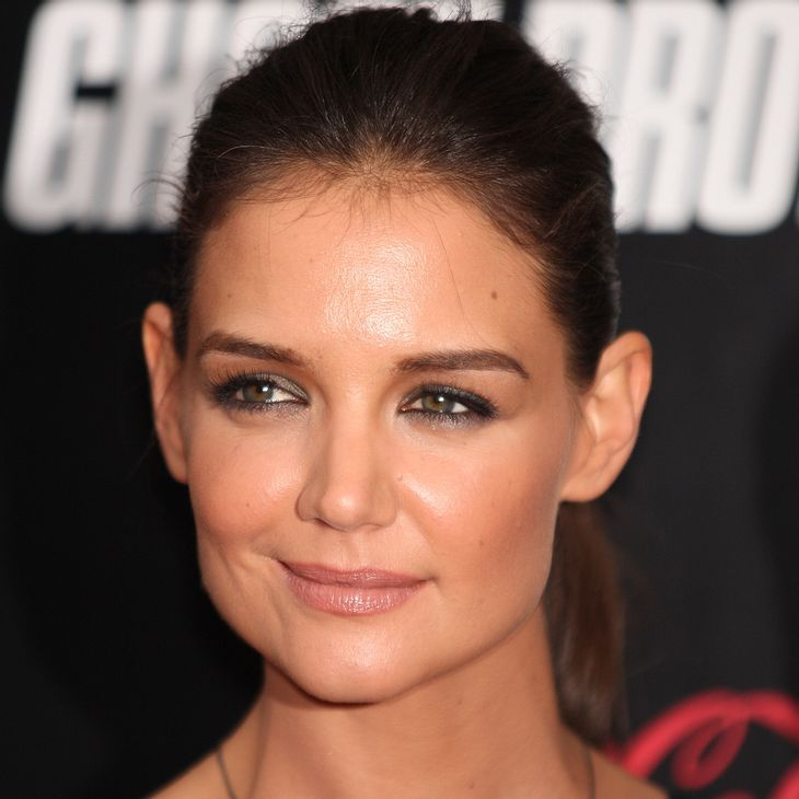 Katie Holmes debütiert bei New Yorker Fashion Week