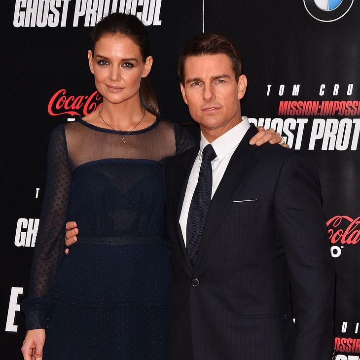 Tom Cruise: Scheidung von Katie Holmes!