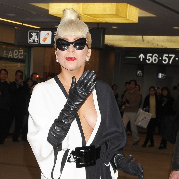 Lady Gaga: Silvester in Japan und New York