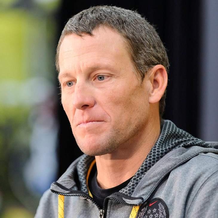 Lance Armstrong gibt Doping zu