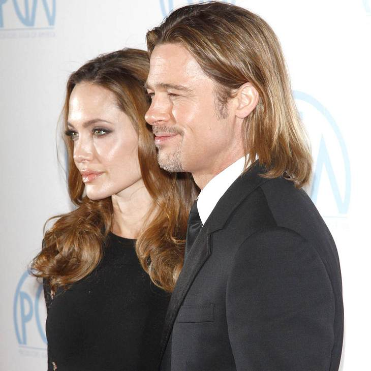 Brad Pitt: Heirat im Mai?