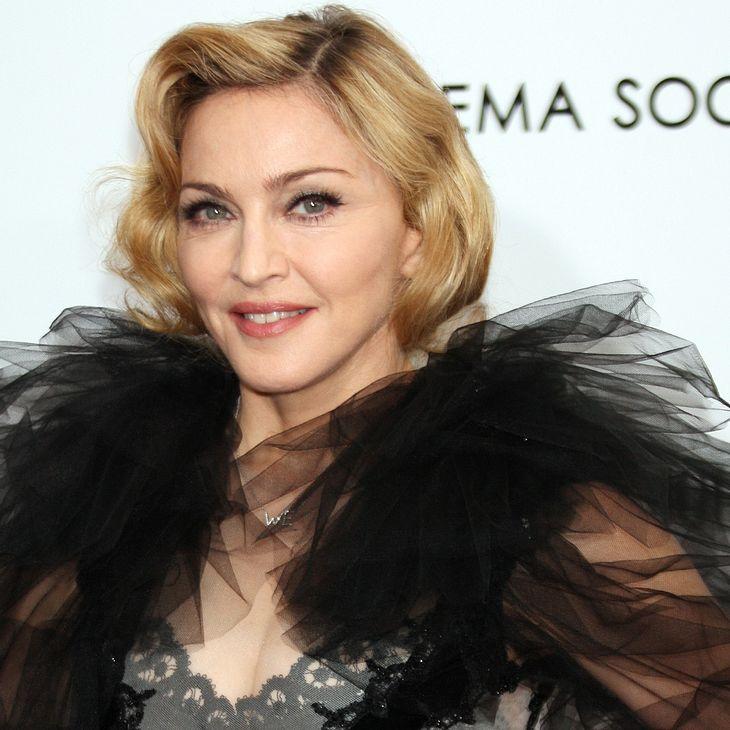 Madonna widmet ihren Super Bowl-Auftritt ihrem Vater