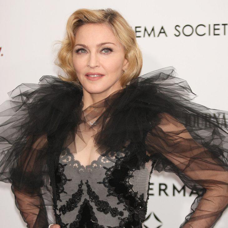 Madonna bringt Fans ins Schwitzen
