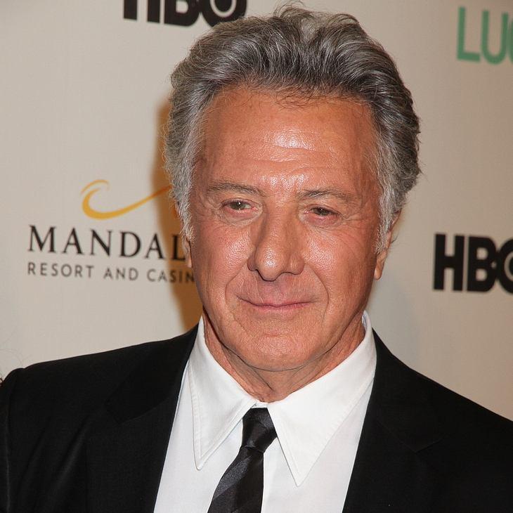 Dustin Hoffman wurde durch Ruhm nicht glücklich