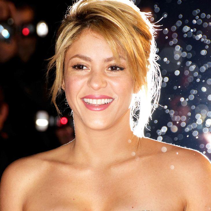 """Shakira: """"Es wird ein Junge!"""""""