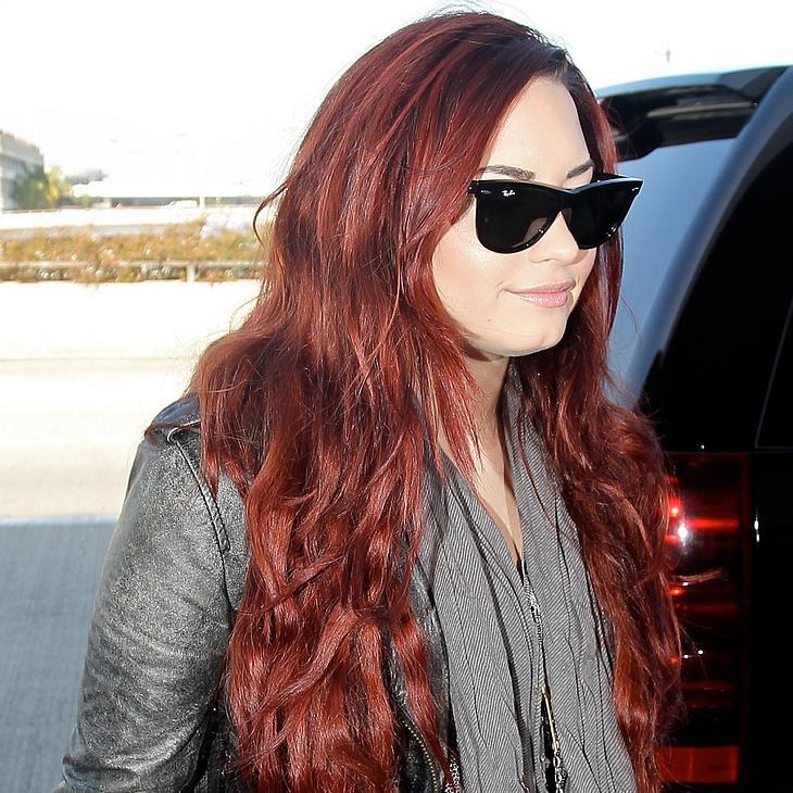 Demi Lovato kämpft mit ihren Problemen