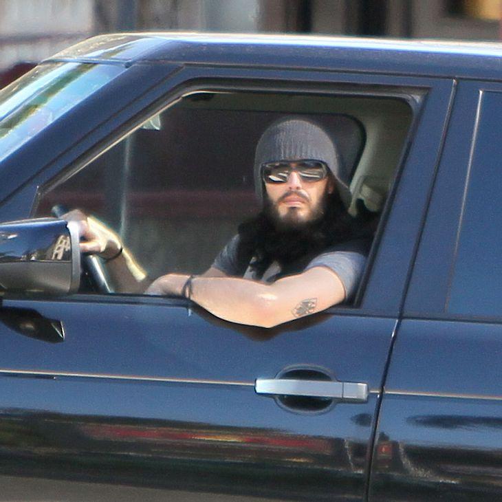 Russell Brand: Teurer Verkehr