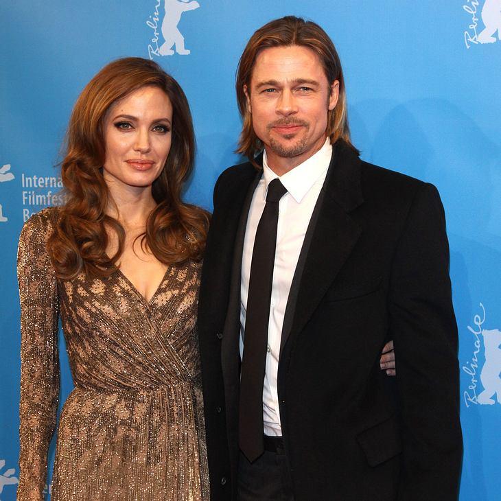 Brad Pitt und Angelina Jolie kaufen Haus in London