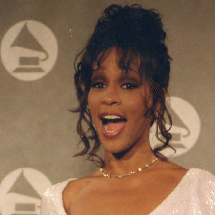 Whitney Houston schreibt Geschichte