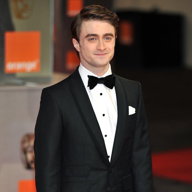 Daniel Radcliffe leidet unter Selbstzweifeln